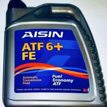 Какое масло лучше лить в АКПП? Преимущества качественного масла AISIN.